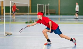 Badminton Team Event in Hagen