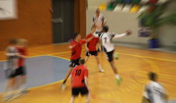 Handball Team Event in Hagen