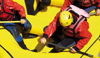Rafting & Grillen in Hagen