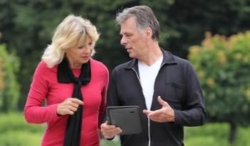 Tablet-Tour in Hagen