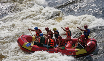 Team Rafting in Hagen